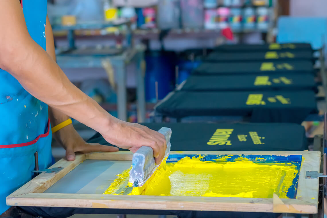 Real Talk: American Screen Printing