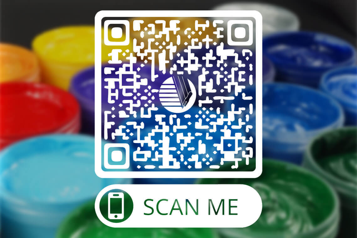 Reorder & Get Info with QR Codes!
